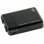 Портативное зарядное устройство Power bank для 4X AA G4 Power (black), фото №8