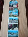Винтажная открытка с марками США, фото №5