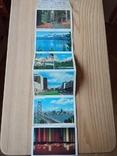 Винтажная открытка с марками США, фото №6