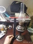 Керосиновая лампа заря 3, фото №2