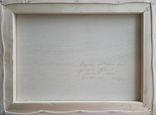 Картина, Думки про давнє літо, 30х40 см. Живопис на полотні, фото №9