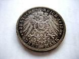 3 марки 1913 р. Прусія, фото №4