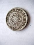 Португальська монета 1951 року., фото №3