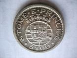 Португальська монета 1951 року., фото №5