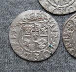 1/24 талера 1600-х годов. Густав Адольф. Швеция и Эльбинг ( 3 штуки )., фото №7