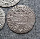1/24 талера 1600-х годов. Густав Адольф. Швеция и Эльбинг ( 3 штуки )., фото №8