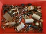 Радиодетали в коробке из под шахмат, фото №4