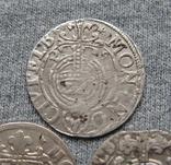 1/24 талера 1600-х годов. Густав Адольф. Эльбинг ( 3 штуки )., фото №5