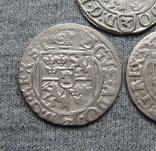 1/24 талера 1600-х годов. Густав Адольф. Эльбинг ( 3 штуки )., фото №7