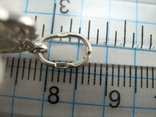 Новый Серебряный Кулон Ладанка Святой Владимир Серебро 925 проба 815, фото №5