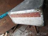 Чемодан солдатский алюминиевый, фото №5