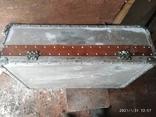 Чемодан солдатский алюминиевый, фото №6