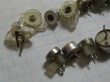 Конденсаторы подстроечные переменные, фото №3