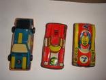 Машинки гоночные 7 шт., фото №6