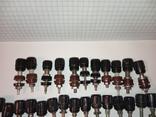 Клеми приладові з карболітовими шайбами (запчастини на збірку), фото №3