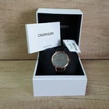 Новые женские часы Calvin Klein k7b236g3. Оригинал из США, фото №7