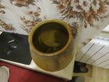 Старинная керамическая ваза Гуцульщина, фото №4