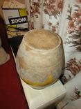 Старинная керамическая ваза Гуцульщина, фото №6