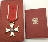 Орден Возрождения Польшы V класса, фото №6