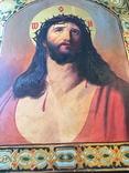 Икона Спас В терновом венке Киот, фото №7