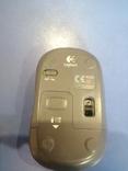 Мышь безпроводная Logitech лучшая, фото №2
