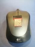 Мышь безпроводная Logitech лучшая, фото №4