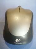 Мышь безпроводная Logitech лучшая, фото №5