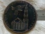 Медаль настольна 1933 року Німеччина.Точна копія Карл Гуєц, фото №2