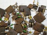 Конденсаторы коричневые 37,2 г, фото №7