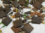 Конденсаторы коричневые 37,2 г, фото №8