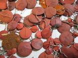 Конденсаторы красные 50,8 г, фото №8