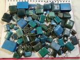 Конденсаторы синие 276,7 г, фото №2