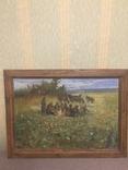 Картина Козаки на привалі, фото №3