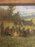 Картина Козаки на привалі, фото №5