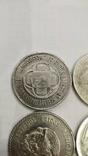 Копии иностранных монет 4шт. (2)., фото №5