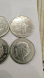 Копии иностранных монет 4шт. (2)., фото №7