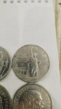 Копии иностранных монет 4шт. (2)., фото №8