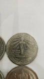 Копии иностранных монет 4шт. (2)., фото №9