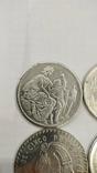 Копии иностранных монет 4шт. (2)., фото №10