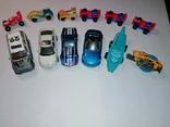 Машинки пластик металл, фото №2