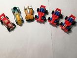 Машинки пластик металл, фото №3