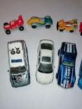 Машинки пластик металл, фото №5