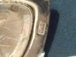 Кулон - сердечко СССР (875 пробы с головой), фото №10