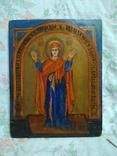 Икона Богородицы. Нерушимая стена., фото №2