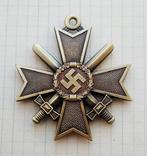Германия. Третий Рейх. Крест Военных Заслуг в бронзе. Копия, фото №2
