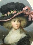 Девушка в шляпке, фото №3