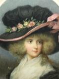 Девушка в шляпке, фото №4
