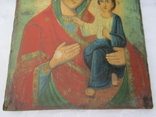 Икона Тихвинская Богородица, фото №4