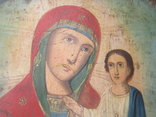 Икона Тихвинская Богородица, фото №5
