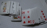 Карты игральные - миниатюра - брелок, фото №5